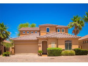 Property for sale at 153 Via Di Mello, Henderson,  Nevada 89011