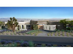 Property for sale at 9 Sky Arc Court, Henderson,  Nevada 89012