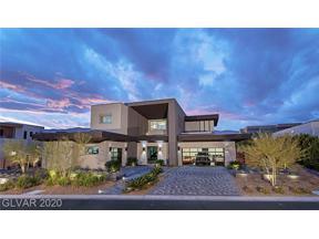 Property for sale at 85 Sun Glow Lane, Las Vegas,  Nevada 89135