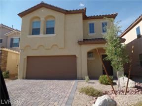 Property for sale at 130 Forest Crossing, Las Vegas,  Nevada 89148