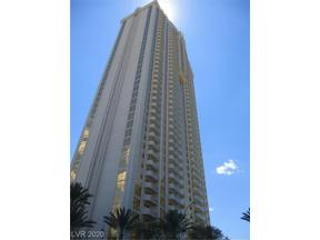 Property for sale at 125 Harmon Avenue 716, Las Vegas,  Nevada 89109