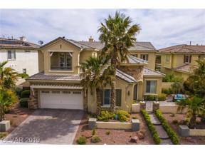 Property for sale at 2190 Country Cove Court, Las Vegas,  Nevada 89135