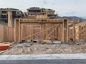 Property for sale at 379 Purple Sandpiper Street, Las Vegas,  Nevada 89138
