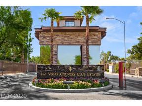 Property for sale at 2831 Geary Place 2912, Las Vegas,  Nevada 89109