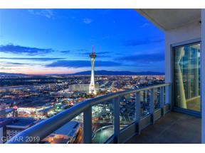 Property for sale at 222 Karen Avenue Unit: 4508, Las Vegas,  Nevada 89109