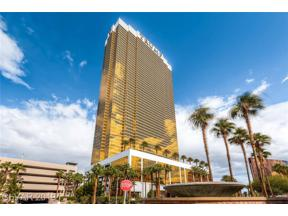 Property for sale at 2000 Fashion Show Drive Unit: 3704, Las Vegas,  Nevada 89109