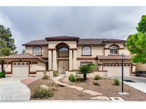 Property for sale at 9984 Maymont Street, Las Vegas,  Nevada 89183