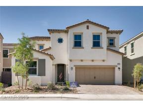 Property for sale at 3034 Echoed Rondel Lane, Henderson,  Nevada 89044