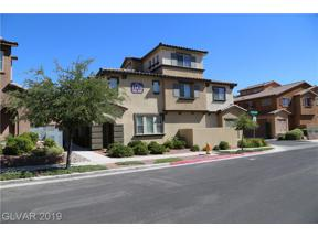 Property for sale at 11476 Belmont Lake Drive Unit: 104, Las Vegas,  Nevada 89135