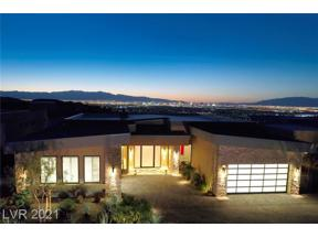 Property for sale at 675 Scenic Rim Drive, Henderson,  Nevada 89012