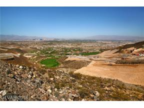 Property for sale at 1201 Amber Rim Drive, Henderson,  Nevada 89012