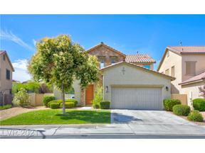 Property for sale at 3025 Via Sarafina Drive, Henderson,  Nevada 89052