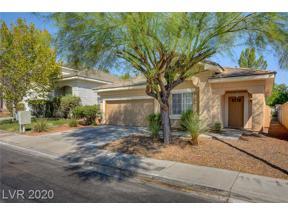 Property for sale at 2004 Thunder Ridge Circle, Henderson,  Nevada 89012