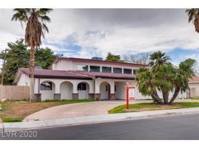 Property for sale at 3679 Tioga, Las Vegas,  Nevada 89169