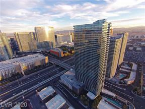 Property for sale at 4471 DEAN MARTIN Drive 1606, Las Vegas,  Nevada 89103