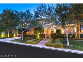 Property for sale at 12045 Whitehills Street, Las Vegas,  Nevada 89141