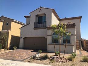 Property for sale at 1084 Strada Cristallo, Henderson,  Nevada 89011