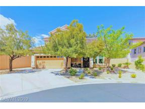 Property for sale at 11768 Via Vera Cruz Court, Las Vegas,  Nevada 89138