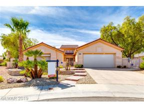 Property for sale at 10021 Hope Island Drive, Las Vegas,  Nevada 89134