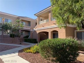 Property for sale at 10524 Pine Gardens Court Unit: 101, Las Vegas,  Nevada 89144