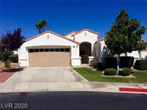 Property for sale at 283 Spring Palms Street, Henderson,  Nevada 89012