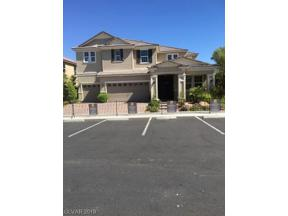 Property for sale at 3130 Biancavilla Avenue, Henderson,  Nevada 89044