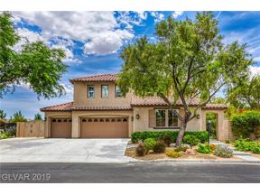 Property for sale at 8312 Fulton Ranch Street, Las Vegas,  Nevada 89131