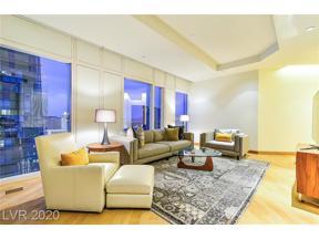 Property for sale at 3750 S Las Vegas Boulevard 2809, Las Vegas,  Nevada 89158
