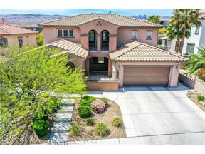 Property for sale at 12249 Bluebird Canyon, Las Vegas,  Nevada 89138