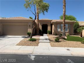 Property for sale at 10564 Angelo Tenero, Las Vegas,  Nevada 89135