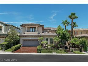 Property for sale at 1972 Alcova Ridge Drive, Las Vegas,  Nevada 89135