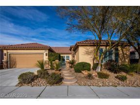Property for sale at 2237 SAVANNAH RIVER Street, Henderson,  Nevada 89044