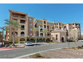 Property for sale at 30 VIA MANTOVA 208, Henderson,  Nevada 89011