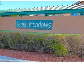 Property for sale at 529 Aspen Leaf Street, Las Vegas,  Nevada 89144