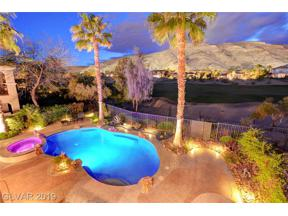 Property for sale at 2695 Grassy Spring Place, Las Vegas,  Nevada 89135