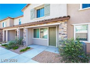 Property for sale at 6229 Cappadocia Street, Las Vegas,  Nevada 89148