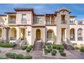 Property for sale at 7 Corte Belleza, Henderson,  Nevada 89011