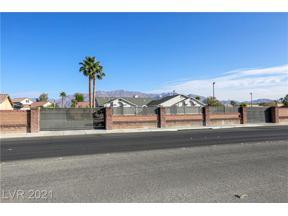 Property for sale at 4950 Elkhorn Road, Las Vegas,  Nevada 89131