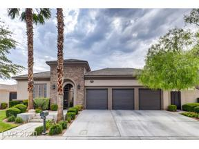 Property for sale at 2987 Soft Horizon Way, Las Vegas,  Nevada 89135