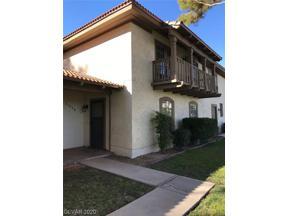 Property for sale at 3109 PINEHURST Drive B, Las Vegas,  Nevada 89109