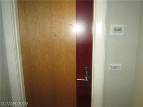 Property for sale at 2700 Las Vegas Boulevard Unit: 2105, Las Vegas,  Nevada 89102