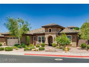Property for sale at 2912 Grande Arch Street, Henderson,  Nevada 89044