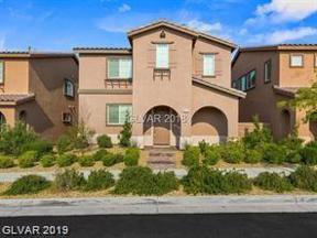 Property for sale at 1976 Galleria Spada Street, Henderson,  Nevada 89044