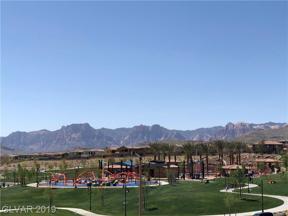 Property for sale at 164 Petaluma Valley Drive, Las Vegas,  Nevada 89135