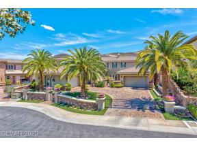 Property for sale at 1340 ENCHANTED RIVER Drive, Henderson,  Nevada 89012