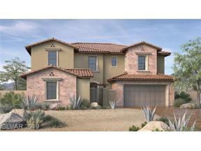 Property for sale at 414 Venticello Drive, Las Vegas,  Nevada 89138