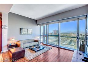 Property for sale at 4471 Dean Martin Drive 2004, Las Vegas,  Nevada 89103