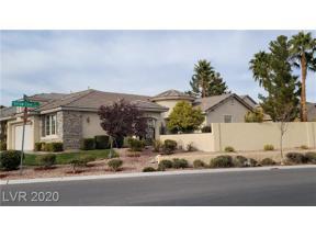 Property for sale at 10376 Starthistle Lane, Las Vegas,  Nevada 89135