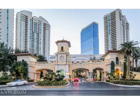 Property for sale at 2877 Paradise Road 704, Las Vegas,  Nevada 89109