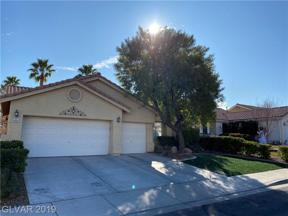 Property for sale at 1941 Falcons Lair Lane, Henderson,  Nevada 89012